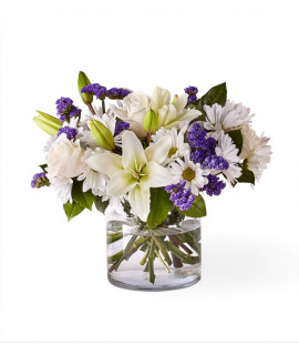 Le bouquet FTD Beyond Blue