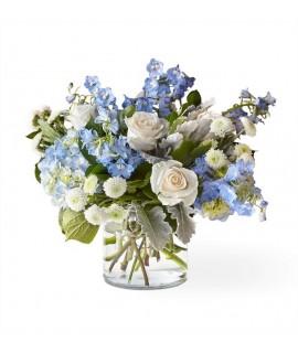 Le bouquet Ciel clair de FTD