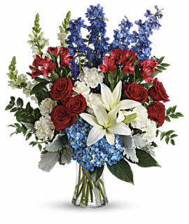Bouquet Hommage Coloré