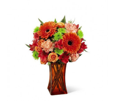 Le Bouquet Echappée d'orange de FTD