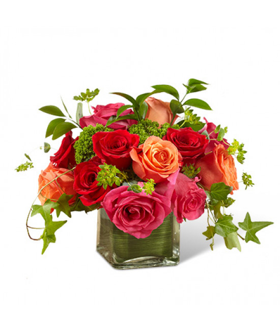 Bouquet Vie Luxuriante de FTD