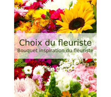 Bouquet inspiration du fleuriste